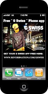 Get FREE G Swiss Phone App