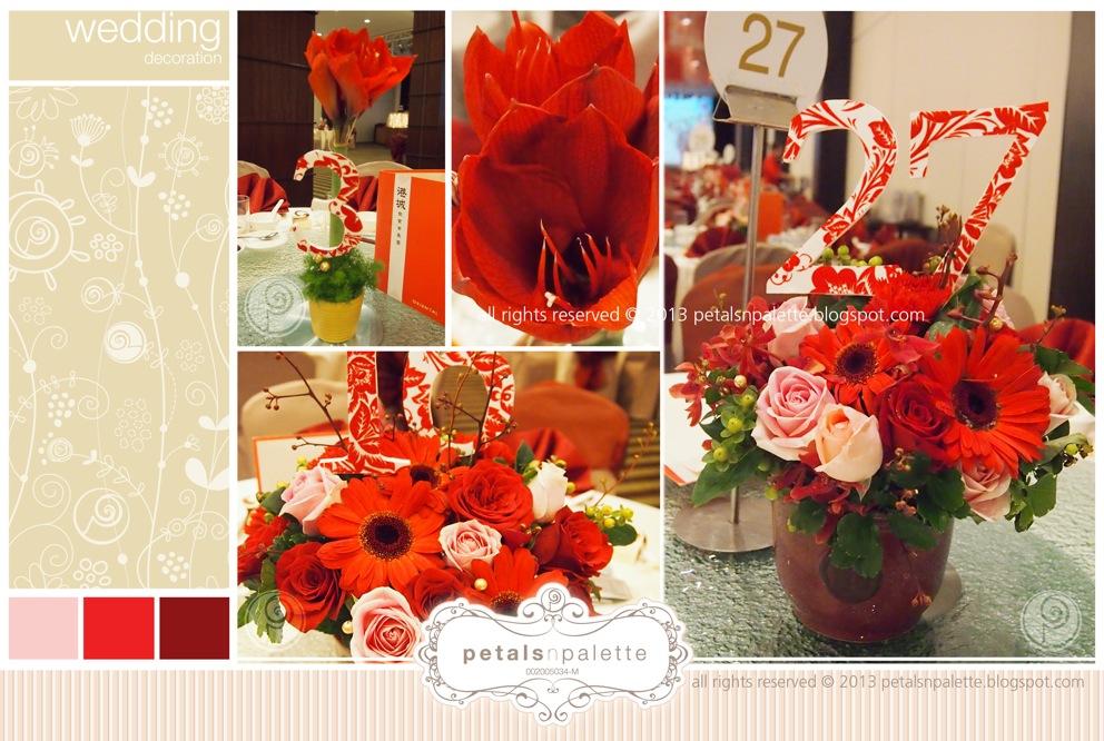 Wedding decoration oriental banquet pj section 19 for Decoration table orientale