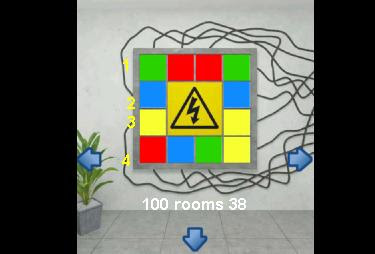 100 rooms level 38