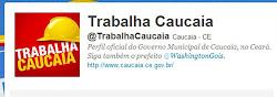 SIGA O TWITTER OFICIAL DO GOVERNO MUNICIPAL DE CAUCAIA