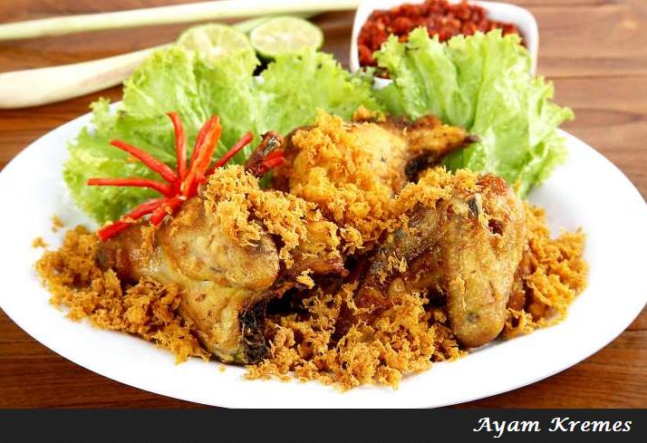 Resep Kremes Untuk Ayam