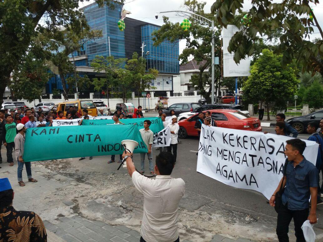 Gerakan Pengawal NKRI Desak Pemerintah Bubarkan Ormas Bertentangan dengan Pancasila