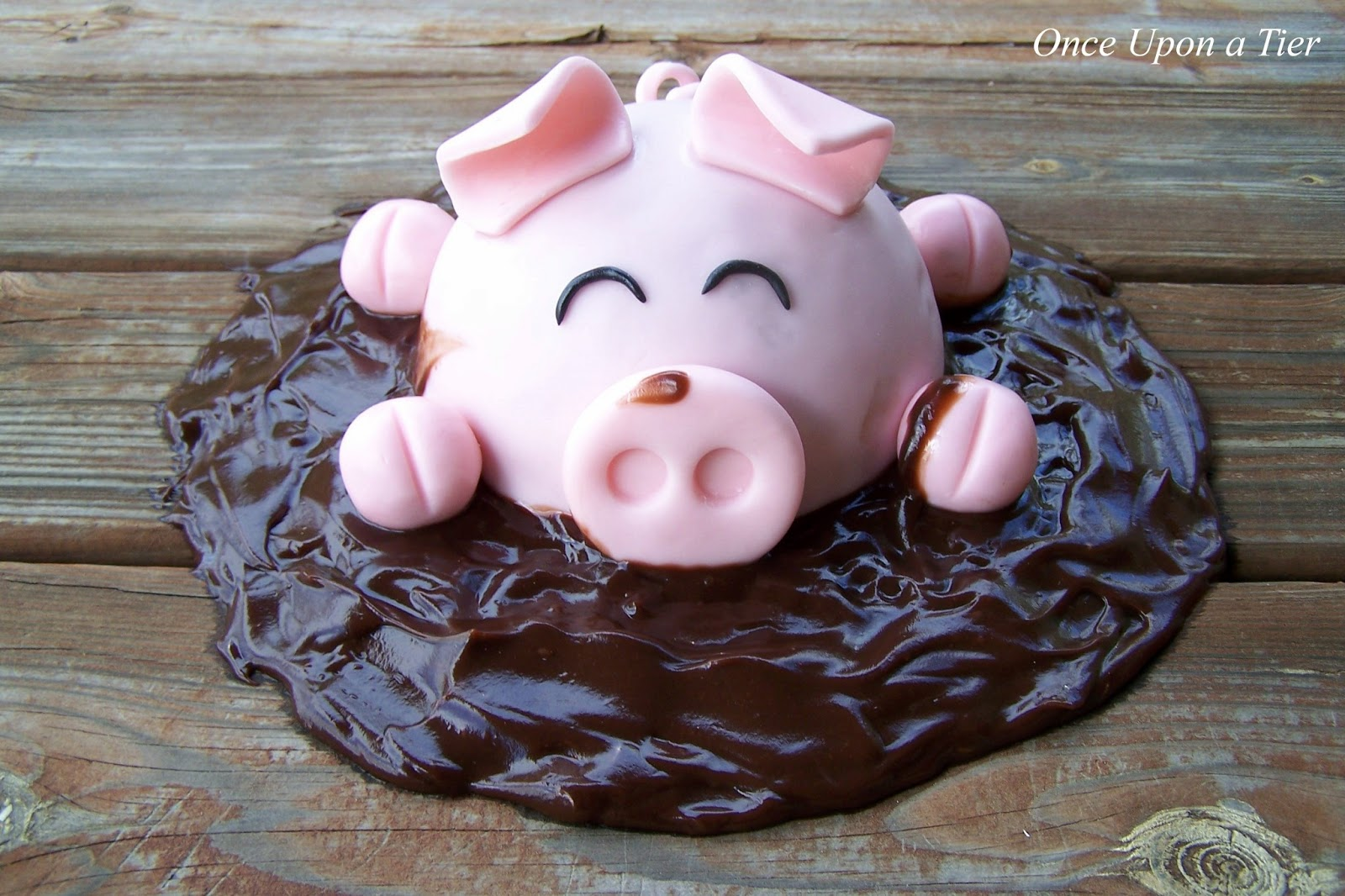 Once Upon a Tier: Pig Cake