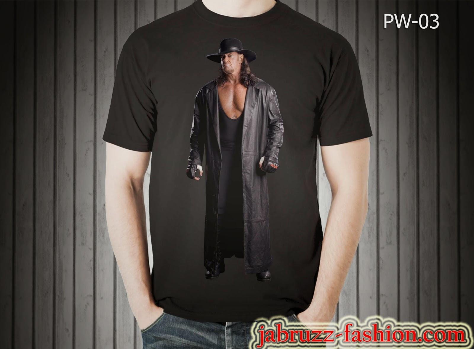 Jual Kaos/T-shirt WWE Undertaker