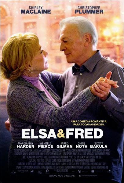 """Poster do filme """"Elsa & Fred"""""""