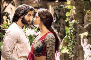 Sizziling Deepika & Ranveer