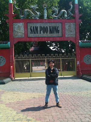 Tour Forkomnas KPI Semarang (Sam Poo Kong)