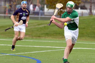 Hurling at Arlotta Stadium