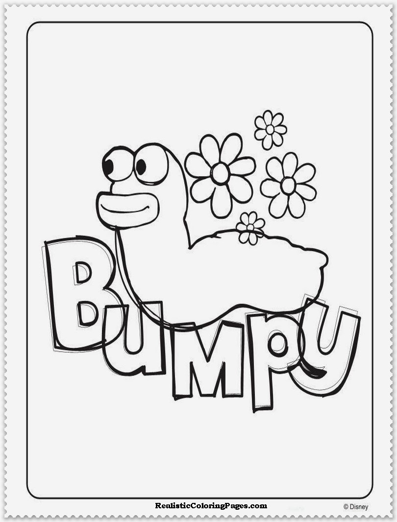 timmy time coloring pages bumpy