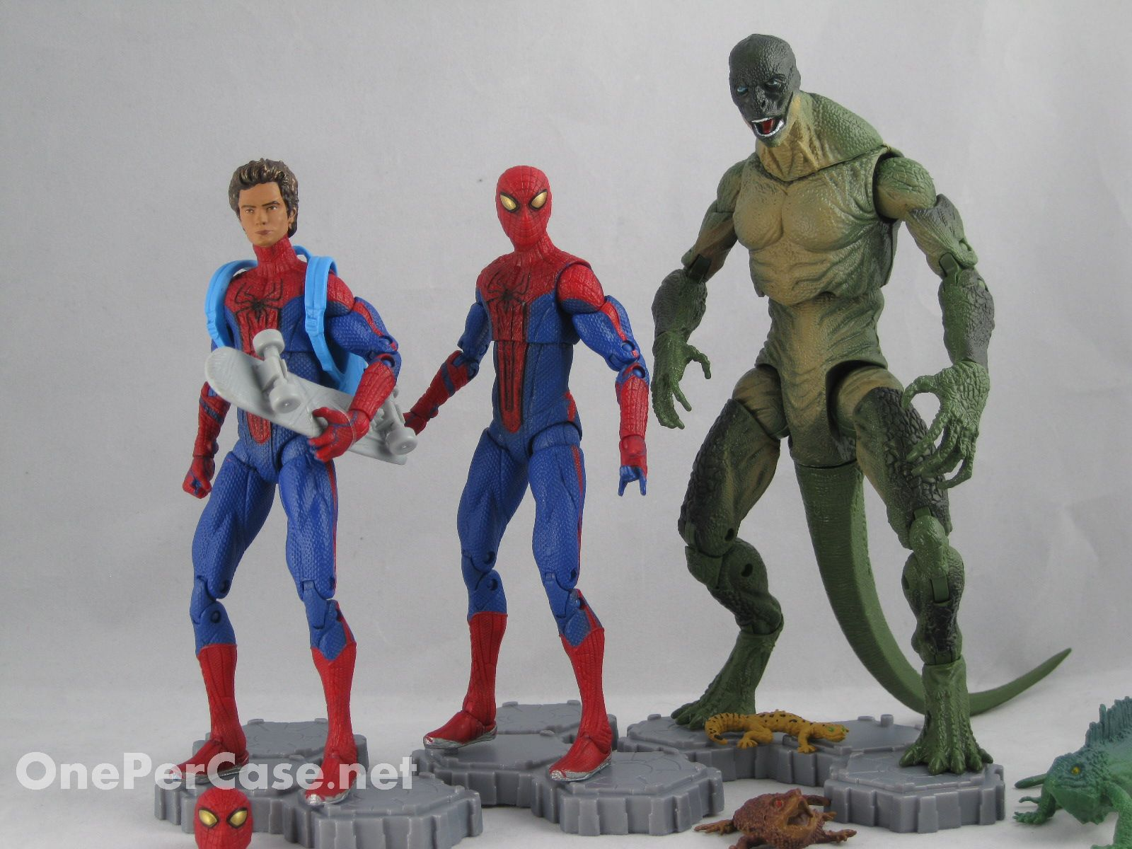 Spider Man Action Figure