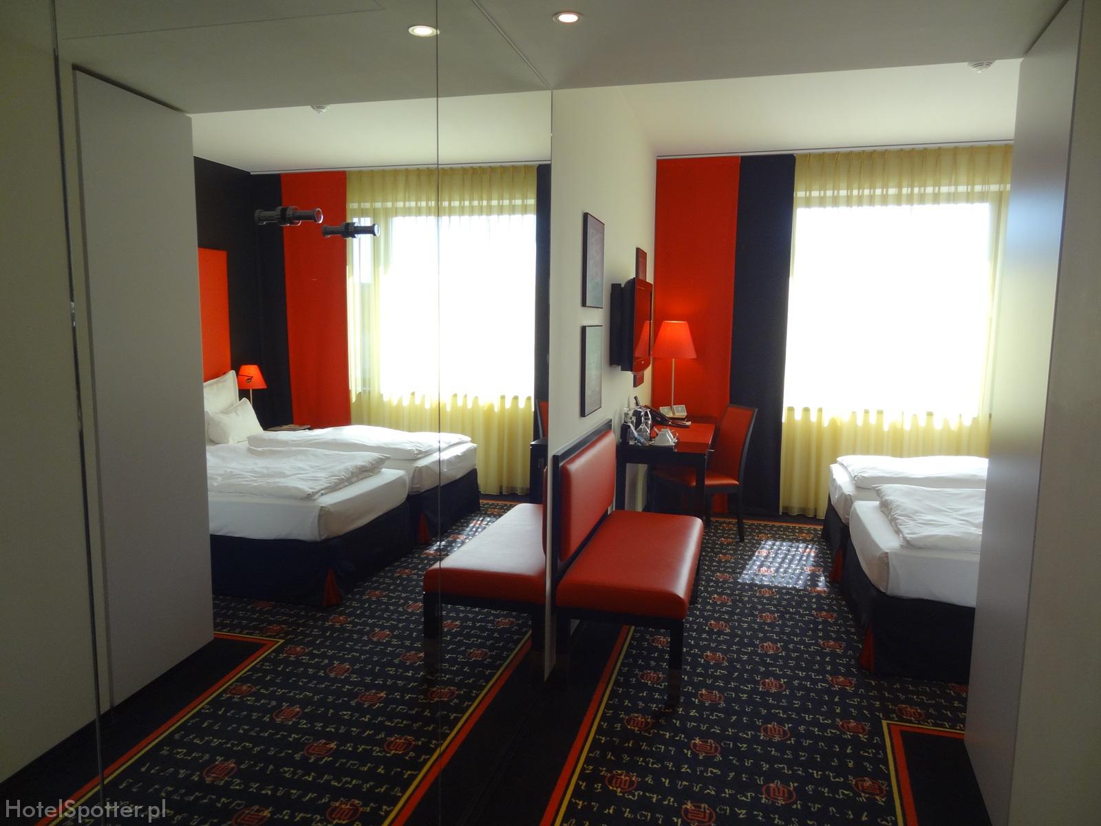 angelo Hotel Katowice - pokoj standardowy