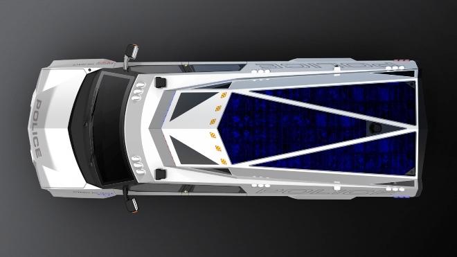 2013 Carbon Motors TX7