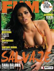 Sara Sálamo en FHM 2013