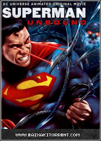 Capa Baixar Filme Superman Unbound (Superman Unbound) 2013   Torrent Baixaki Download