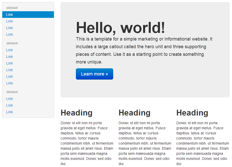 D3 js Tips and Tricks: Getting started using Bootstrap with d3 js