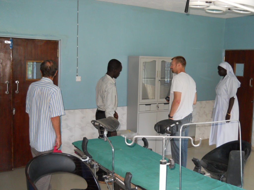 FRANCISCAN MISSION OUTREACH: October 2011