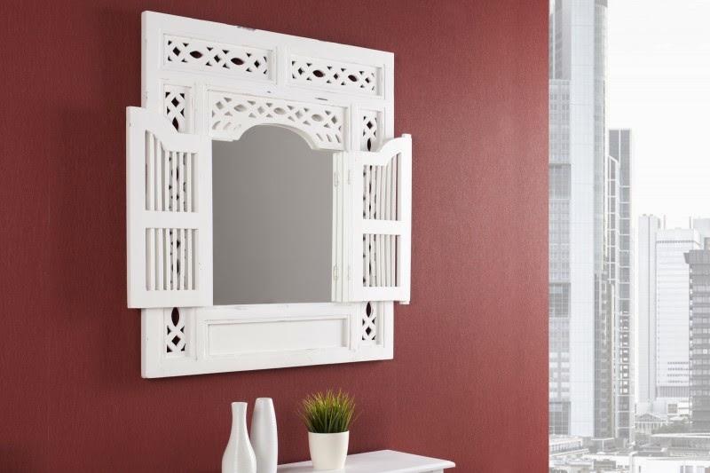 dizajnove zrkadla na stenu, zrkadla reaction
