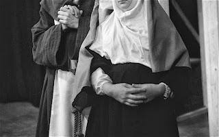 Pregnant nun (telegraph)
