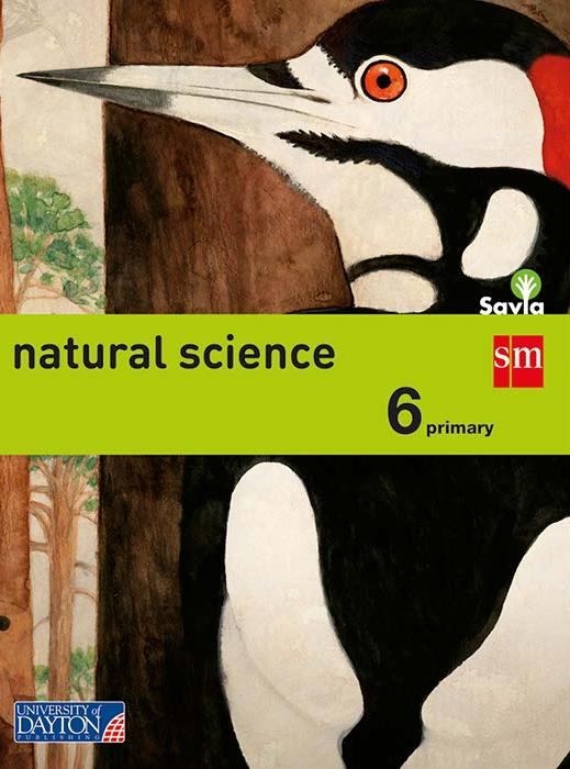 LIBRO DIGITAL NATURAL SCIENCE 6º