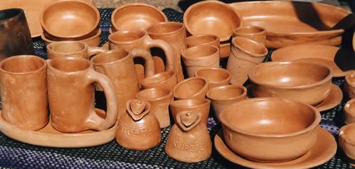 Artesanias juan abril 2011 Definicion de ceramica