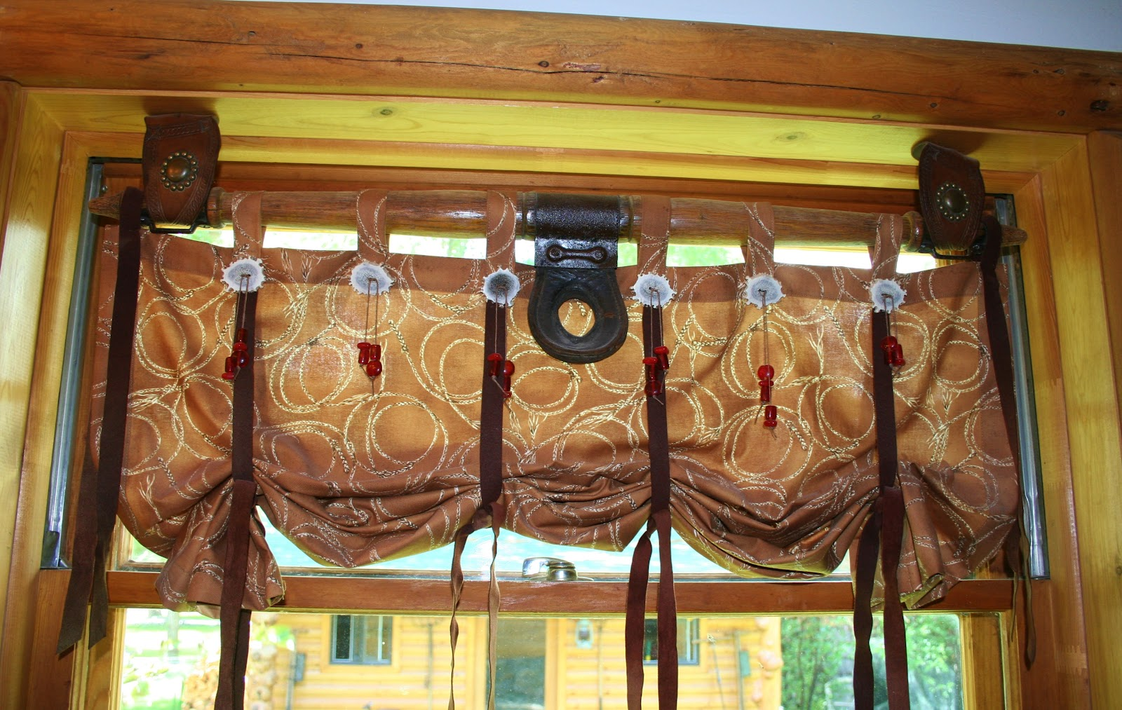 Rustic Lodge Style: July 2012