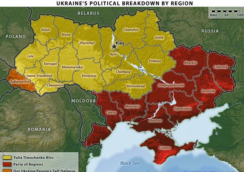 Springtime of Nations Donetsk Putsch Nipped in Bud but Could