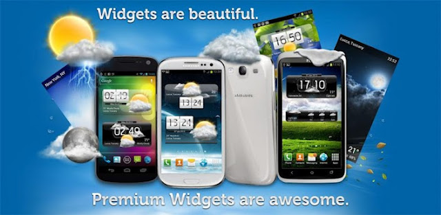 Premium Widgets & Weather v1.3.4 APK