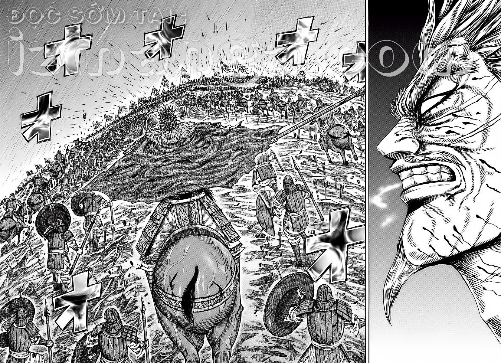 Kingdom – Vương Giả Thiên Hạ (Tổng Hợp) chap 234 page 5 - IZTruyenTranh.com