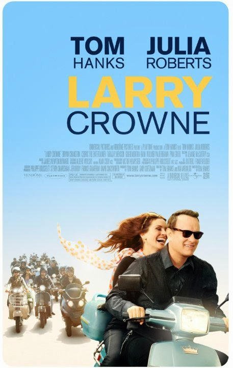 Larry Crowne (Released in 2011) - Starring Tom Hanks, Julia Roberts - Nothing exceptional
