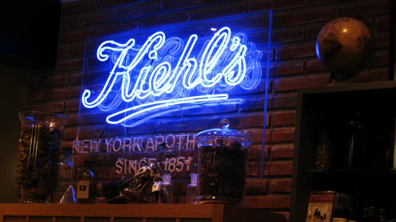 Mi primera visita a Kiehl's !