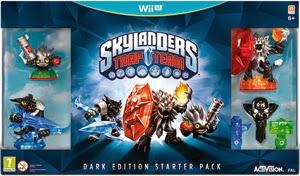 Starter Pack WiiU Dark