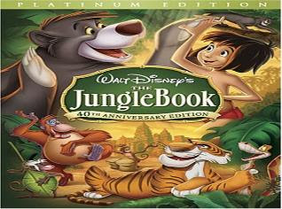 The Jungle Book (1967) Hindi Dubbed Watch Online