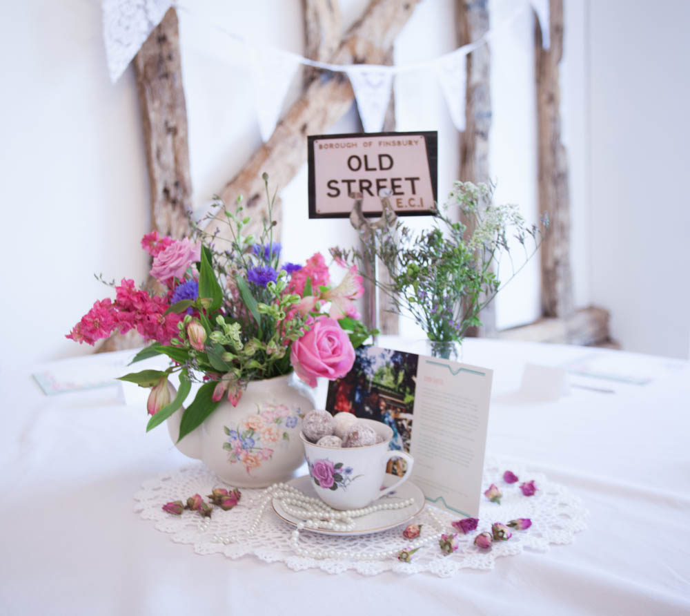 Sew Dixie Lou Decorating A Vintage Wedding