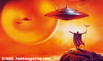 UFO-Worshiping Raëlians Are No Longer Zionists