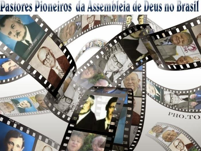 Pastores Pioneiros do Brasil 2