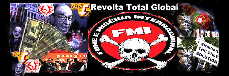Revolta Total Global Democracia Real Já