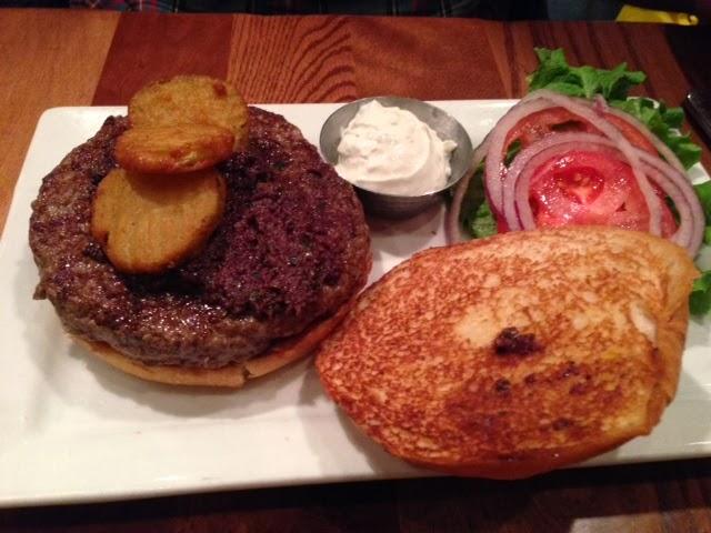 five star burgers lamb burger