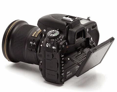 Review, Spesifikasi dan Harga DSLR Nikon D750