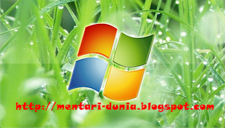 Download Tema Full Glass terbaru 2013 windows 7