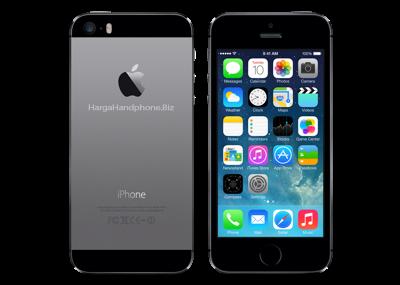 Daftar Harga Kelebihan Dan Spesifikasi Dari iPhone 5s