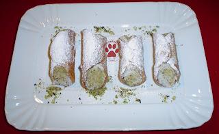 Cannoli Siciliani al Forno