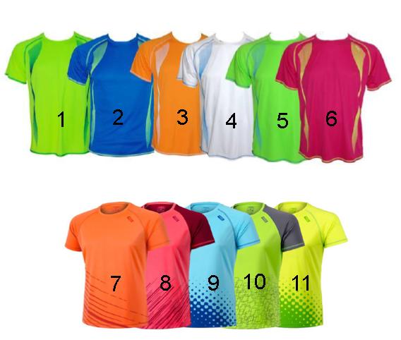¿Qué camiseta te gusta más?
