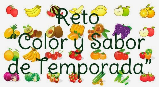 "Reto ""Color y Sabor de temporada"""