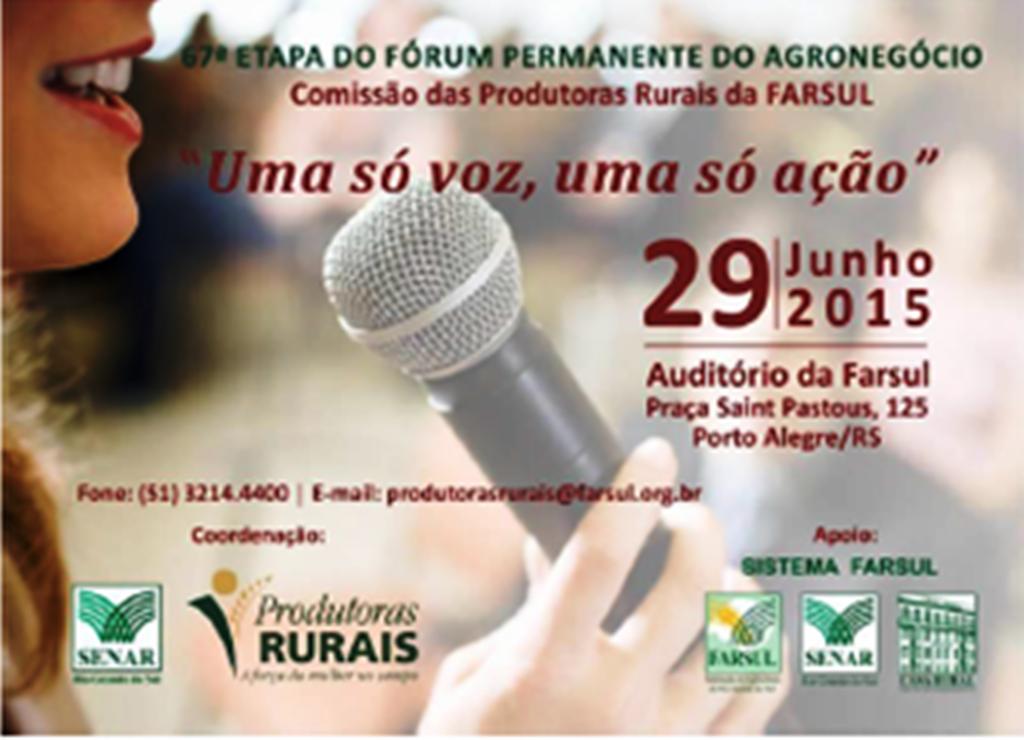 O evento foi personalizado com casos característicos do setor e planejado  pela diretoria da Comissão das Produtoras Rurais e a profissional Lala  Aranha. 97989ae452