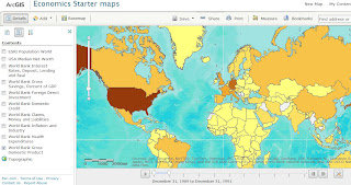Q & A: Can you use GIS to teach economics?