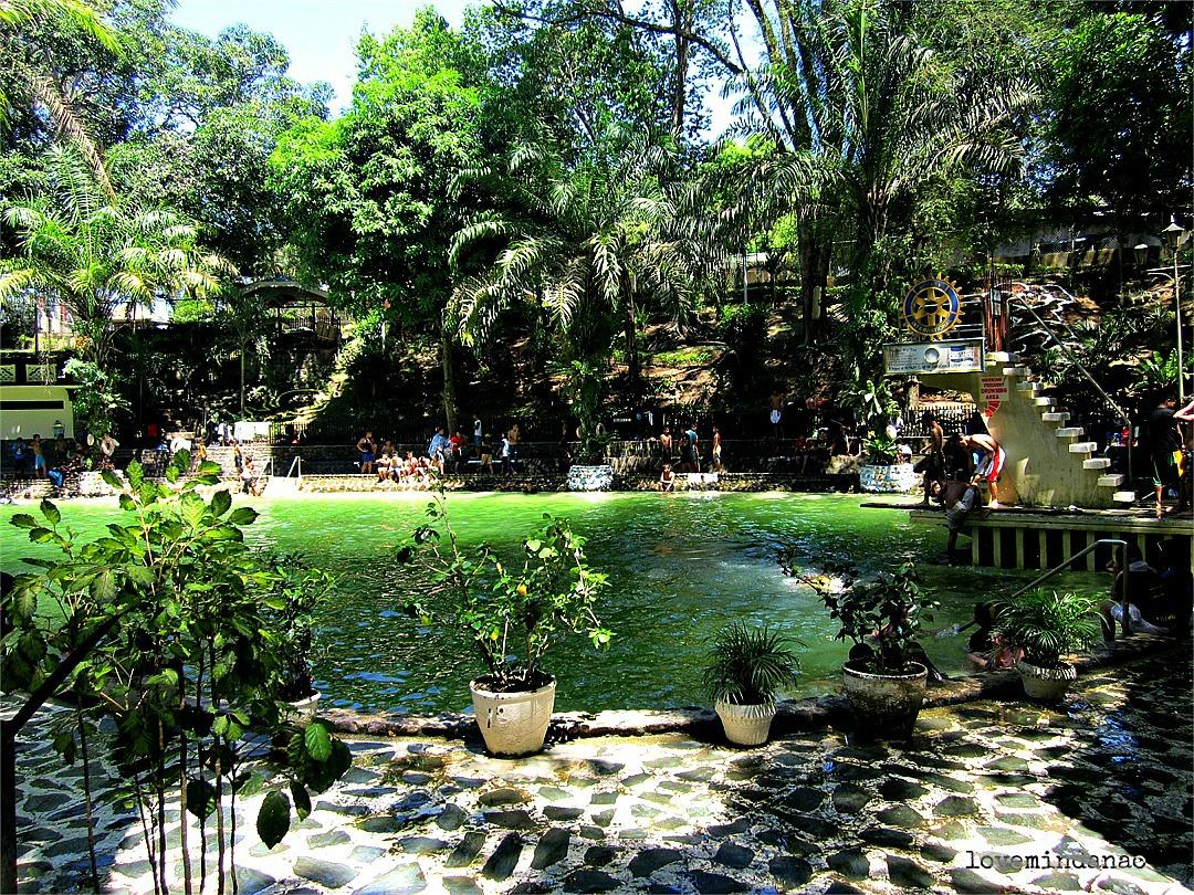 Eutrophic Pool Of Pasonanca During Hot Summer