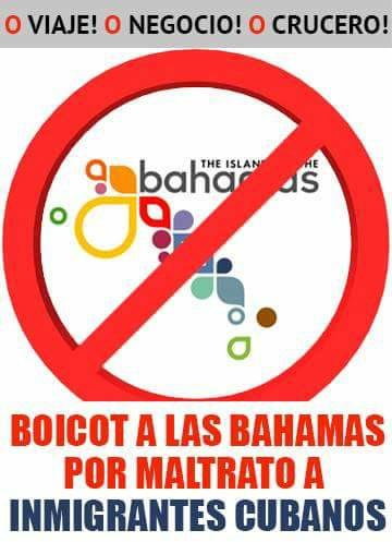 Boicot a Bahamas