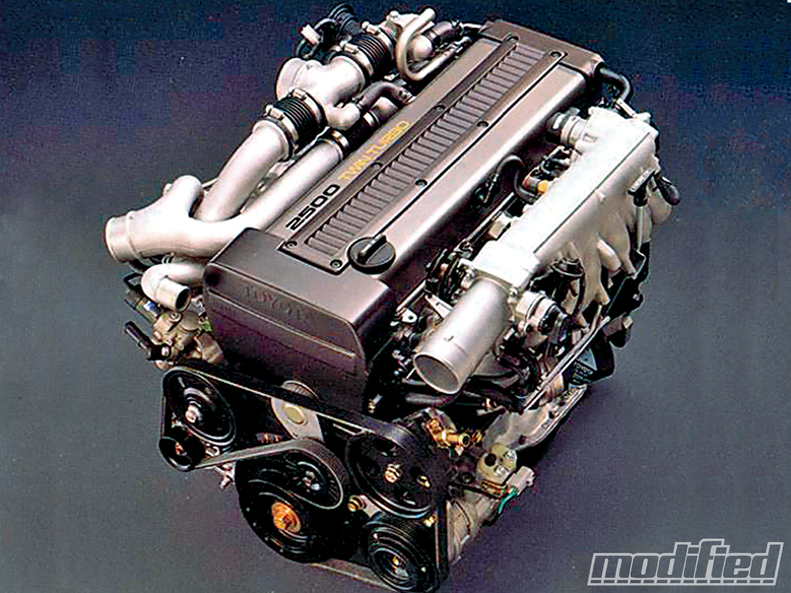 R6 2.5L 1JZ-GTE
