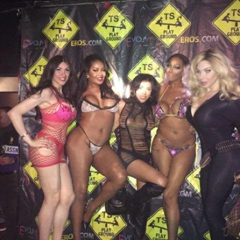 new in Tranny york city clubs