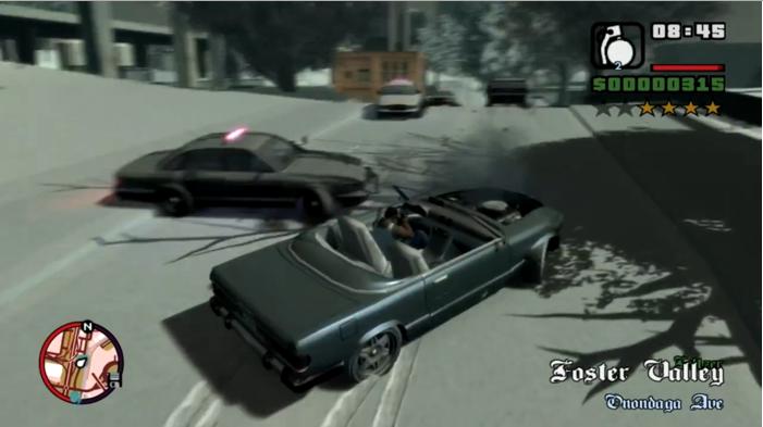 Cara memasang mod GTA san Andreas replacement